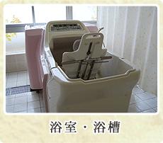 浴室、浴槽