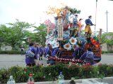花巻祭り、神輿来訪~